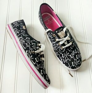 Keds X Kate Spade Champion Love Sneakers